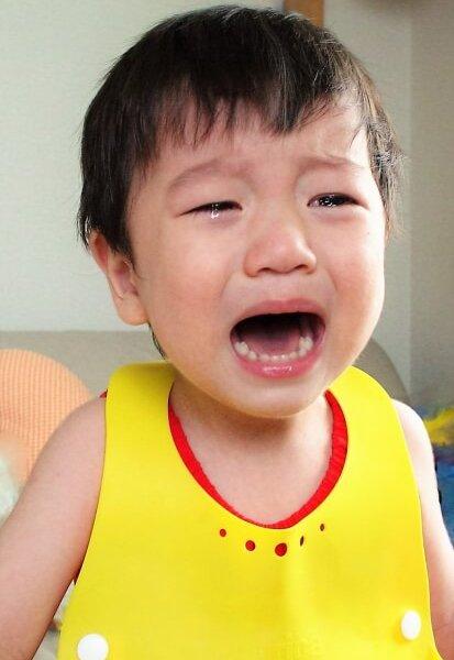 一升餅のお祝いで泣くのは良いこと? お子様が泣いてしまった時には…