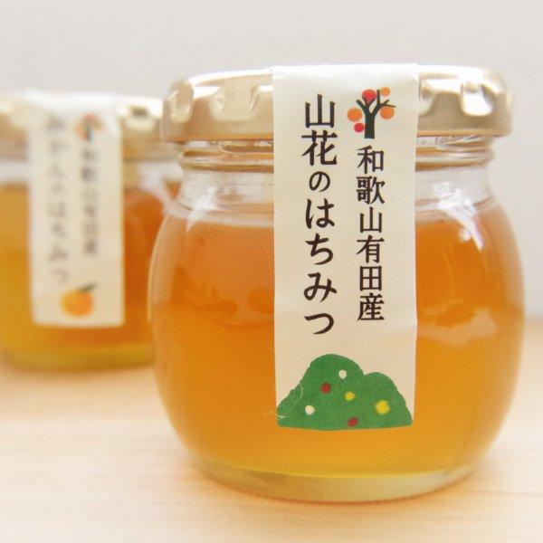 和歌山有田産 山花のはちみつ